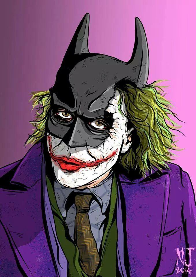 pin the joker art - photo #24