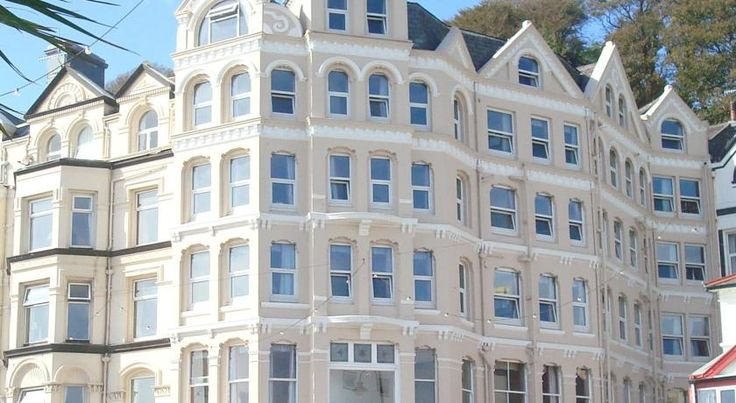 The Hydro Hotel Douglas The Hydro is a well established Isle of Man hotel, situated on the historic Queen's Promenade overlooking Douglas Bay.   The Hydro is a 55 bedroom hotel, built in 1910, offering modern facilities, whilst retaining its original character.