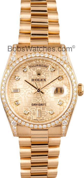 Rolex Presidential Diamond Jubilee