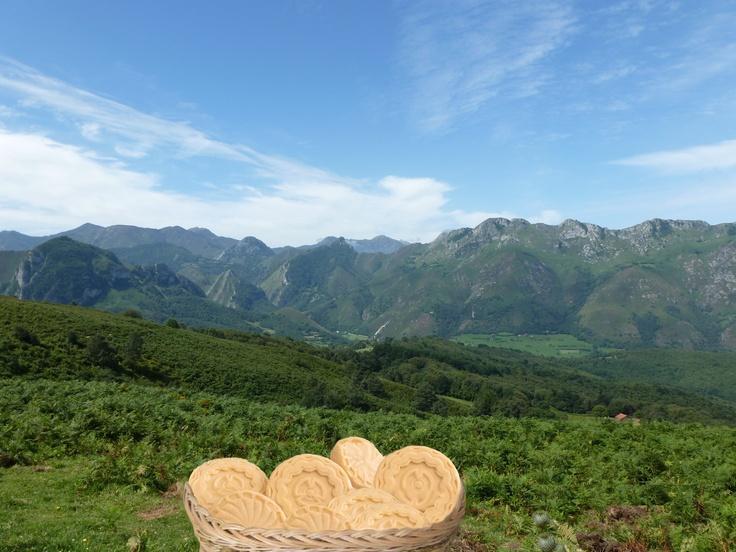 Por las referencias bibliograficas y los utensilios utilizados en su elaboración, el queso casín, probablemente, es el más antiguo de España y como ye natural tenía que elaborarse en el Paraíso y más concretamente en el Parque Natural de Redes.  http://www.asturiasyenatural.es/quesing-en-asturias-casin/