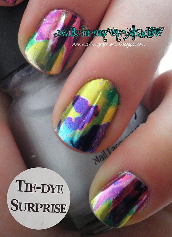 118 best mardi gras nail art images on pinterest nail art ideas tie dye nail art check out mynailpolishobsession for more nail art prinsesfo Choice Image