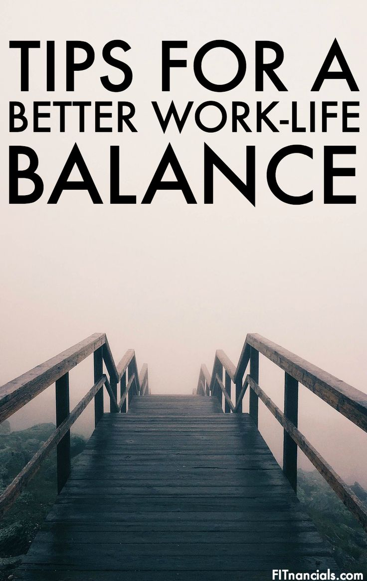 10 Tips For A Better Work-Life Balance. Give them a try    #HappyLife http://iandarrah.com/