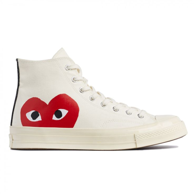 Play Converse Chuck Taylor All Star '70 High (White)