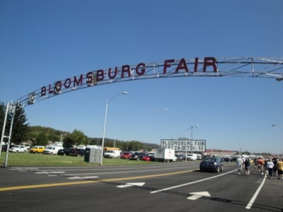 Love the Bloomsburg Fair. Lucky to live so close