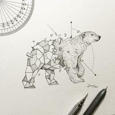 imagen de oso polar diseñado por Kerby Rosanes                                                                                                                                                                                 Más