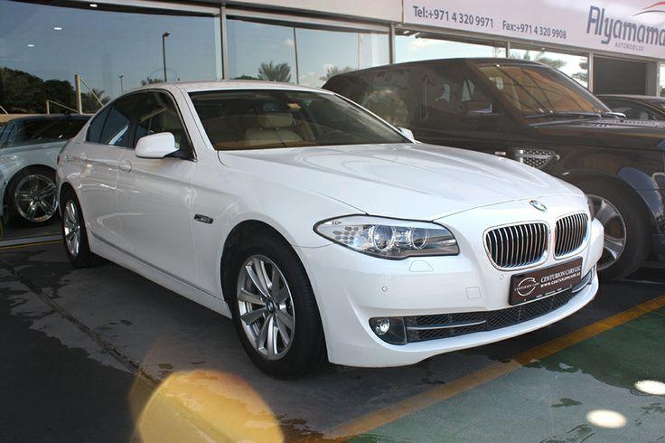 BMW 520 Li 2013!