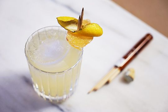 Gastronomista: A Gentleman's Cure with Daneson Toothpicks