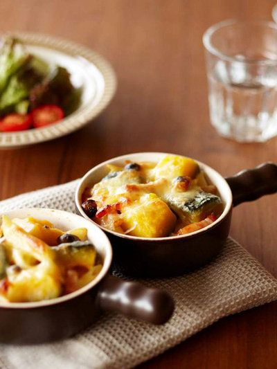酒粕のほのかな甘みとコクが、とろけたチーズとマッチ。|『ELLE gourmet(エル・グルメ)』はおしゃれで簡単なレシピが満載!