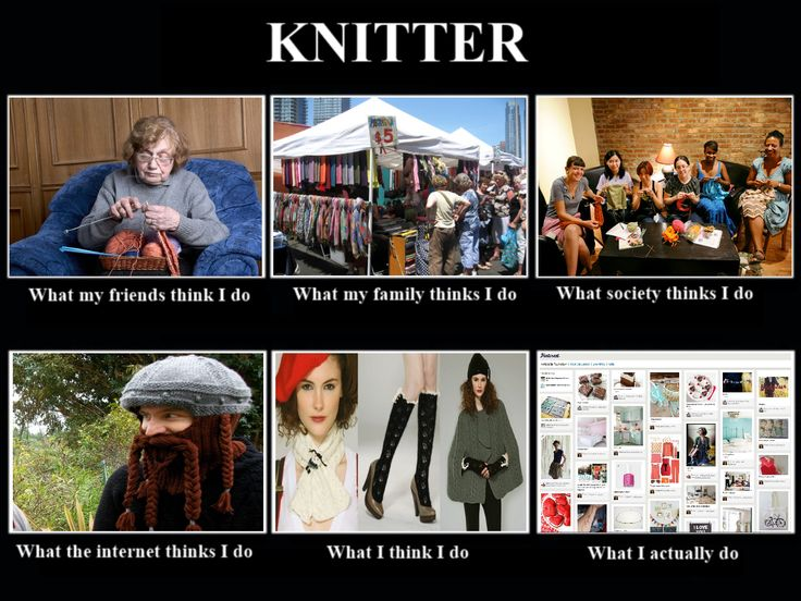 Funny Meme Photo Frame : Images about knitting can be funny on pinterest