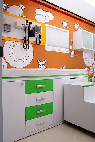 Diseño de Espacios Pediatricos   Consultorio Pediatrico. Pue…   Flickr