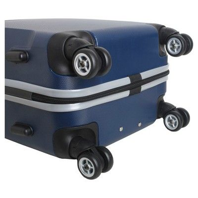 NFL Los Angeles Chargers Mojo Carry-On Hardcase Spinner Luggage - Navy