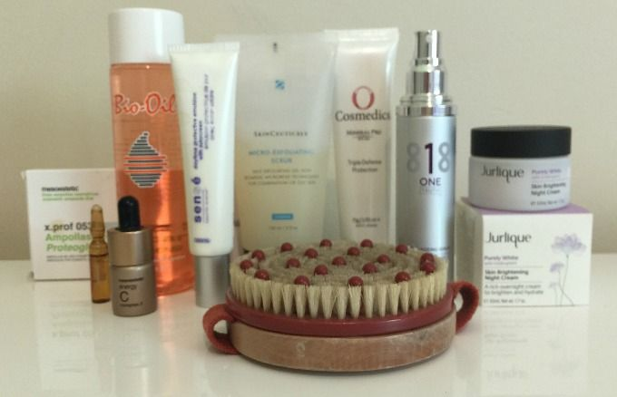 Beauty Products I am loving. Photographer: Bronnie Joel I'm a sucker for a good beauty regime. I'm always mixing it up to not let my skin get too used to one particular product. There are always ne…