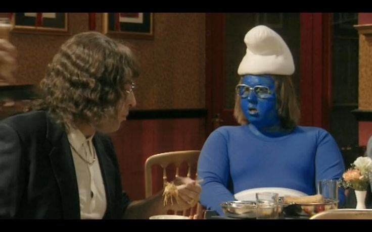 """From the show """"Little Britain"""""""