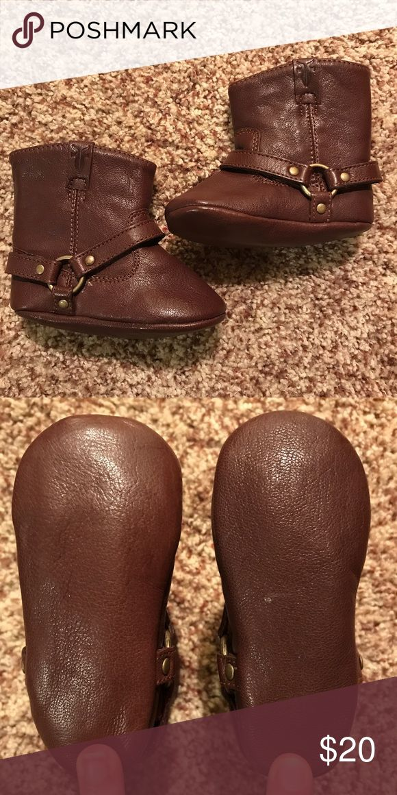 Frye riding boots, baby girl size 2 Frye riding boots, baby girl size 2! Worn a handful of times and in nearly brand new condition! Frye Shoes Baby & Walker
