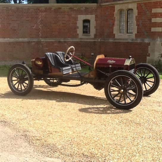 Classic Model T FORD Speedster for sale - Classic & Sports Car (Ref Hertfordshire)