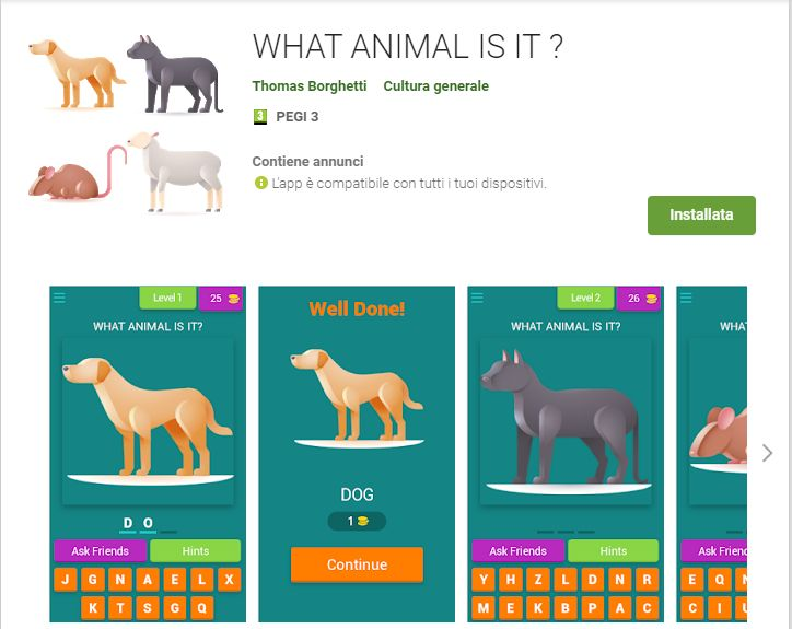 18+ Animal quiz with answers ideas
