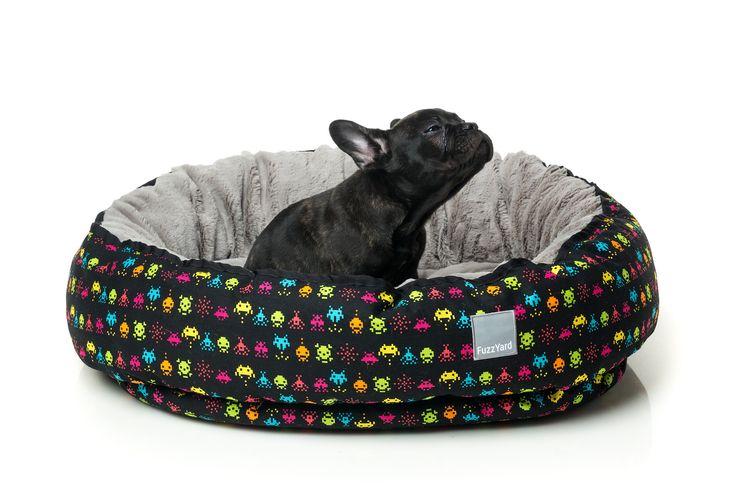 FuzzYard Space Raiders Reversible Pet Bed