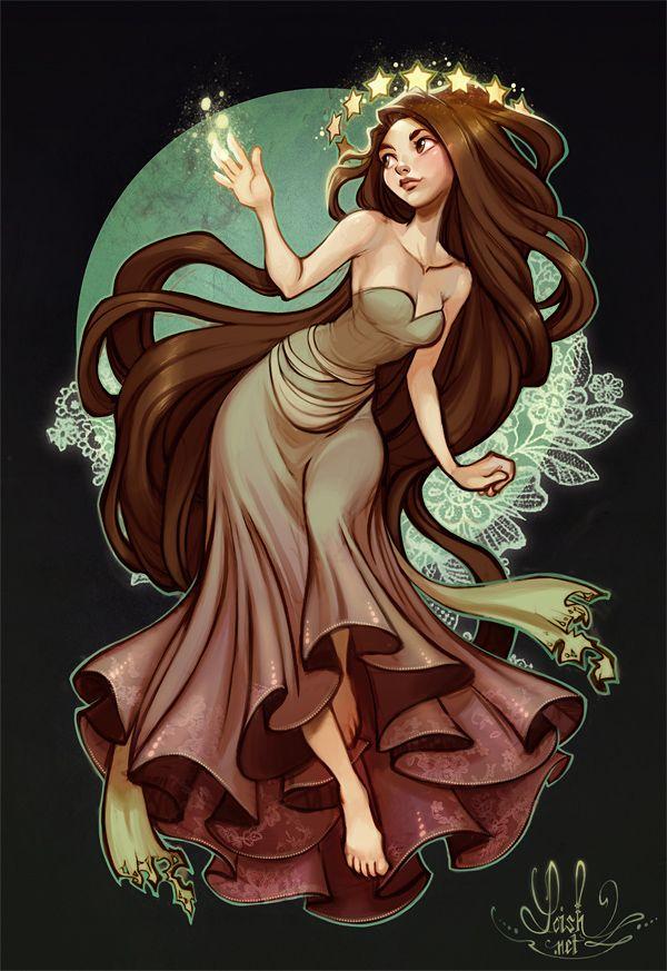La ilustración coqueta de Loish                                                                                                                                                                                 Más