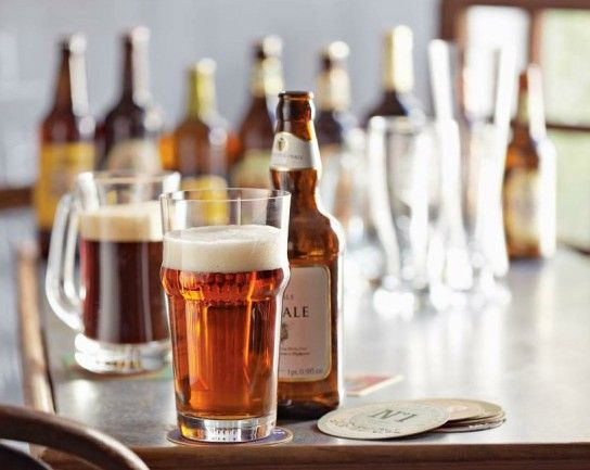Cheers! 7 Lucky Brews for St. Patrick's Day (by Dennis Ayles for Williams-Sonoma)