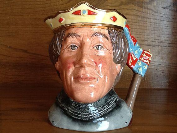Royal Doulton Shakesperiaans collectie koning door FurnitureFads