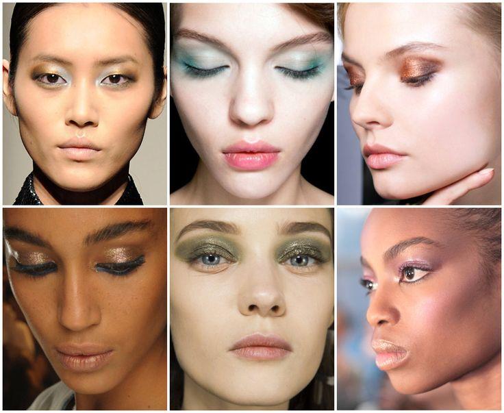 February make up trends 2015  тренды макияжа на февраль 2015  #trendsmakeup #makeup2015 #wintermakeup  http://makeup.com.ua/articles/315/