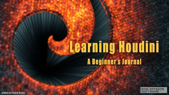 Learning Houdini: A Beginner's Journal. Nov 1, 2015 - Renderosity Magazine