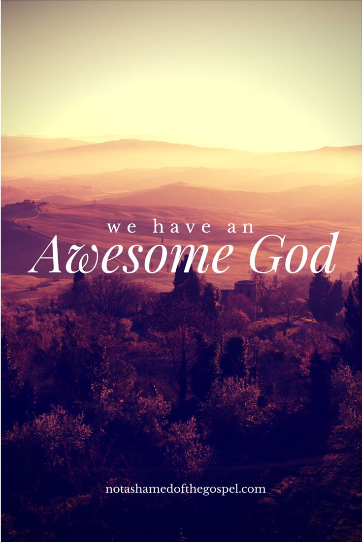 There is no God like our God