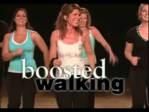 Walk away the pounds with Leslie Sansone - Walk Slim 4 Fast Miles