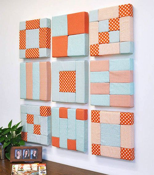 Foamology 102: Displaying a Custom Quilt Block with Soft Design Foam | Sew4Home