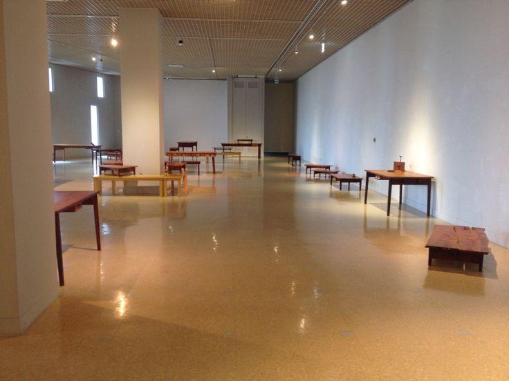참죽전시회  Exhibition of cham-jook wood