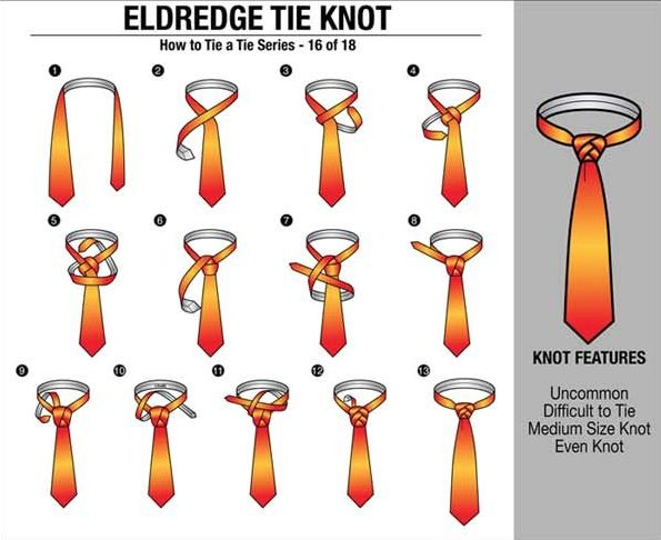 18 best how to tie a tie images on pinterest 18 clear succinct ways to wear a tie ccuart Choice Image