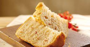 Sun Dried Tomato Bread | Kenwood UK | Bread Maker Recipe