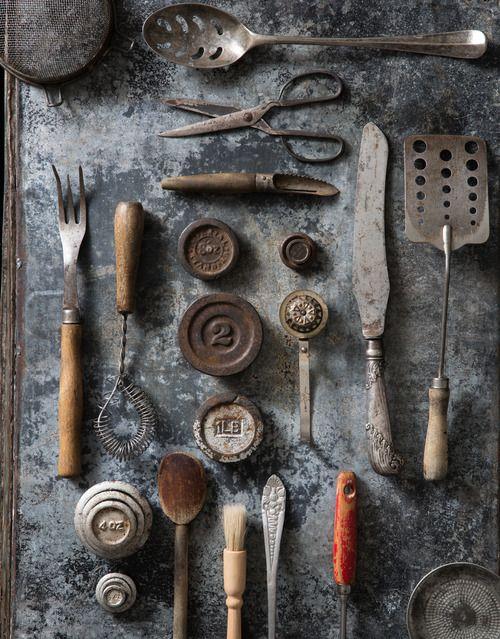 old kitchen beauties <3