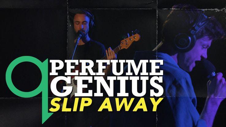 Perfume Genius - Slip Away (LIVE)
