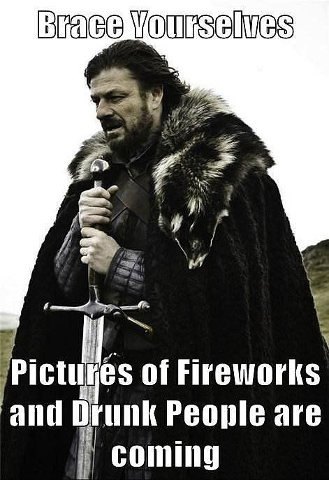 News flash. Fireworks galore will be coming to your Instagram feeds soon!