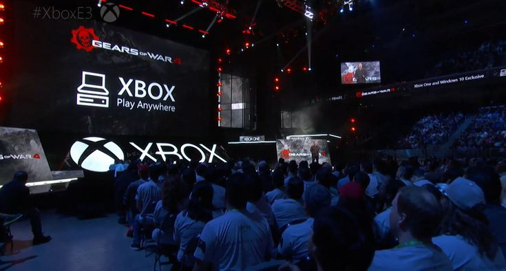 Xbox Play Anywhere Clubs voici toutes les nouveautés du Xbox Live annoncées à lE3 ! Comme vous le savez Microsoft a livré une conférence très riche en annonces à loccasion de lE3. En plus de lannonce de la Xbox One S du Project Scorpio et de nombreux jeux la firme a également dévoilé une série de nouveautés pour le Xbox Live qui vont rapidement tout changer pour les joueurs  Découvrez Xbox Play Anywhere et toutes les nouveautés du Xbox Live ! La convergence entre les univers de gaming Xbox…