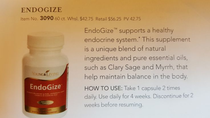 Endogize Products The O Jays And Essential Oils