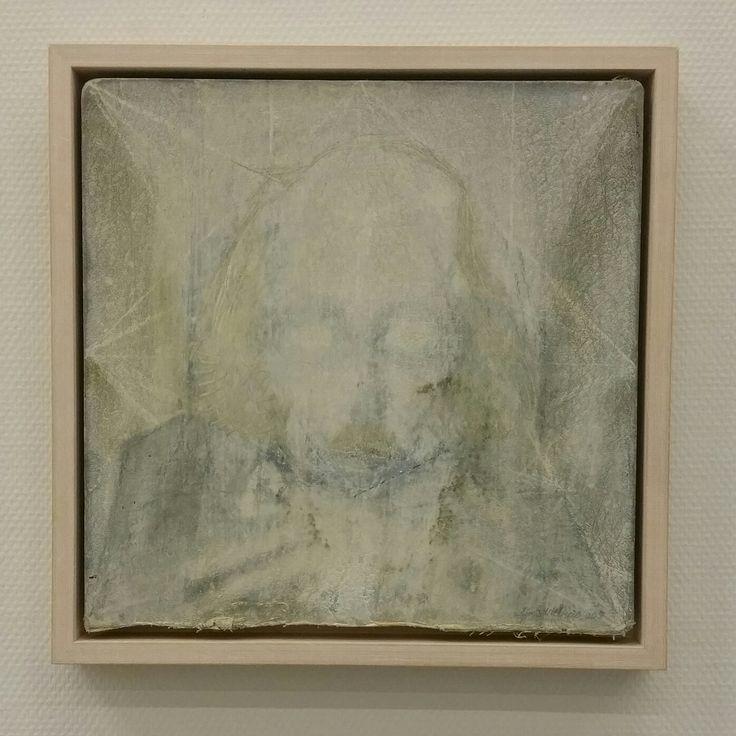"""Sjoerd de Vries """"Self-portrait"""" @museumbelvedere"""
