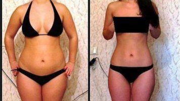 Perdere 5kg in un mese senza dieta! La ricetta miracolosa: Basta bere 1 litro di acqua con....