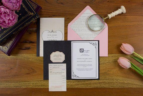 Storybook Wedding Invitation: Best 25+ Storybook Wedding Ideas On Pinterest