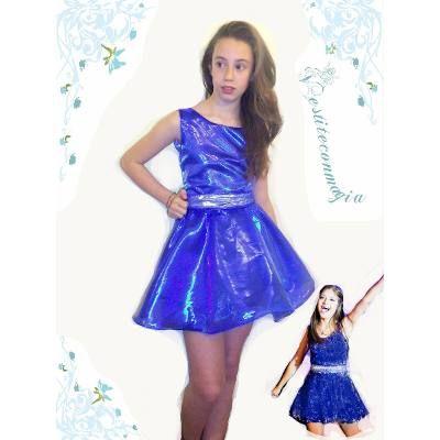 Disfraz Infantil Soy Luna Competencia Último Capítulo - $ 480,00 en Mercado Libre