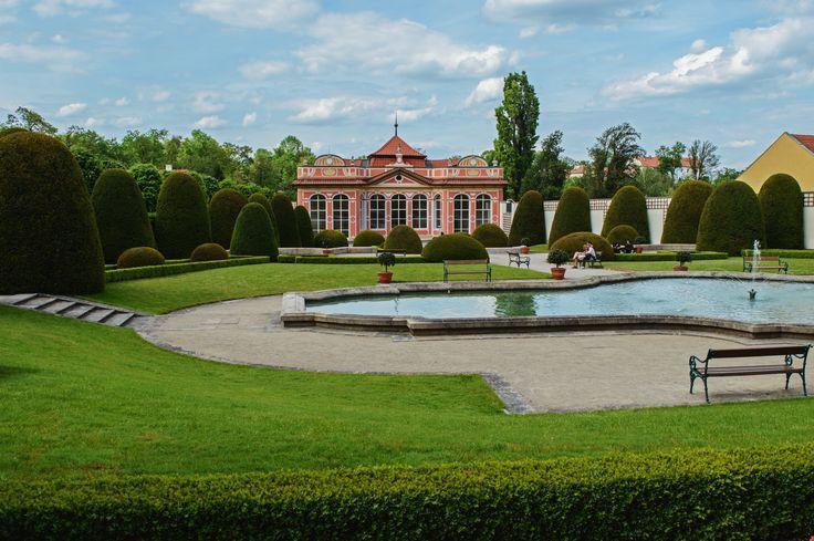 Zahrada Černínského paláce. #zahrada #černínský #palác #praha #prague