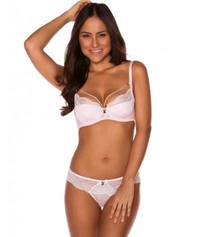 Playboy Vienetta V-String - Pink http://www.brasnthings.com/1-vienn-vstring-pink