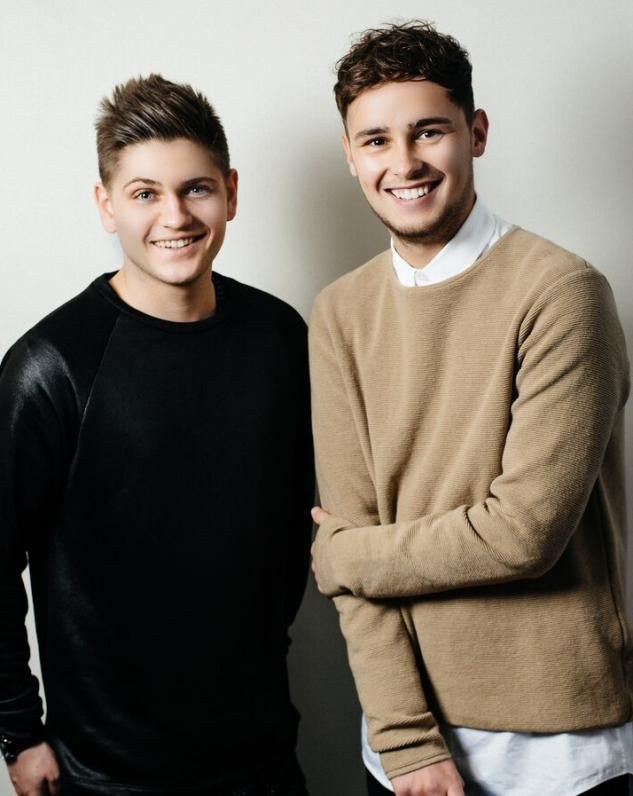 Eurovision Song Contest 2016 - Joe & Jake - United Kingdom