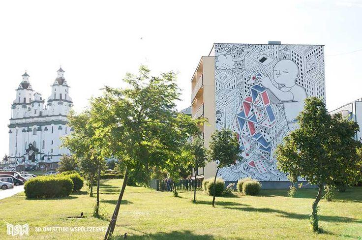 Millo (2015) - Białystok (Poland)