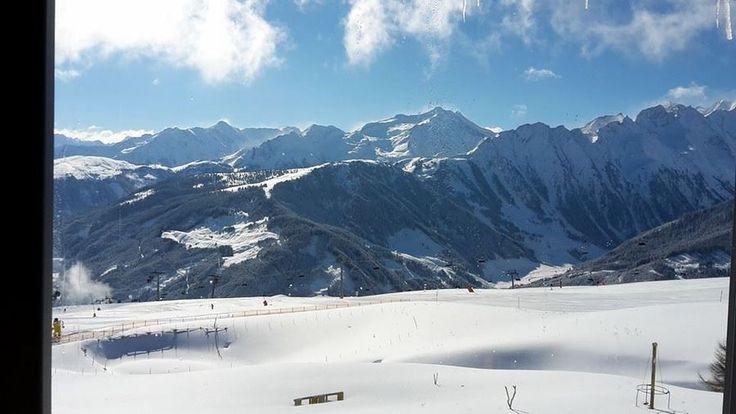 Umgebung im Winter - Bildergalerie - Bergrestaurant Latschenalm