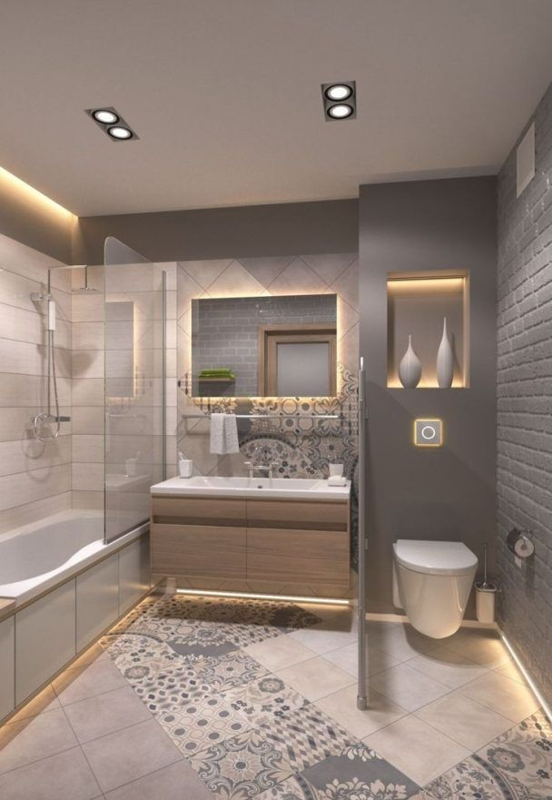 Maillot de bain : Small bathroom ideas and small bathroom designs for both city and country homes….