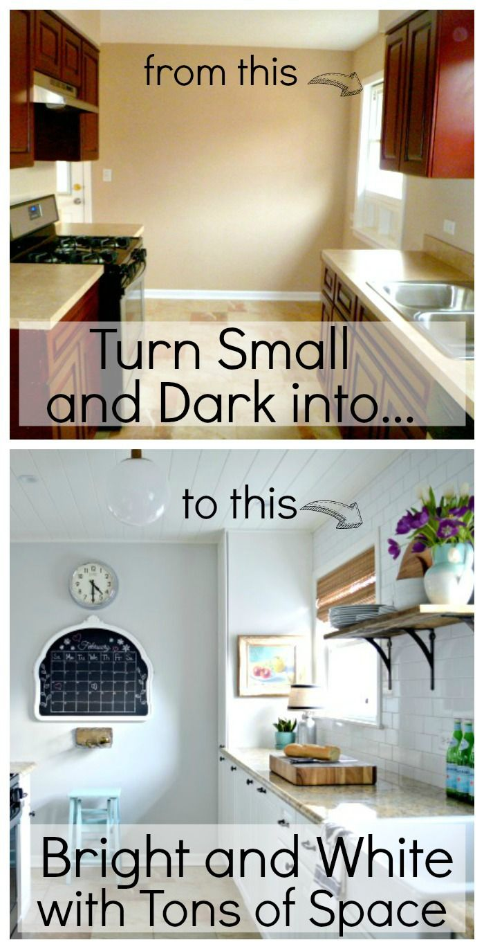 1000 ideas about small galley kitchens on pinterest for Small galley kitchen renovation