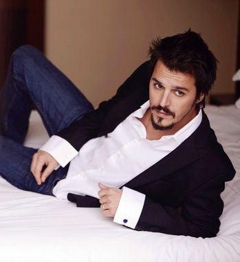 Turkish actor Mehmet Günsür