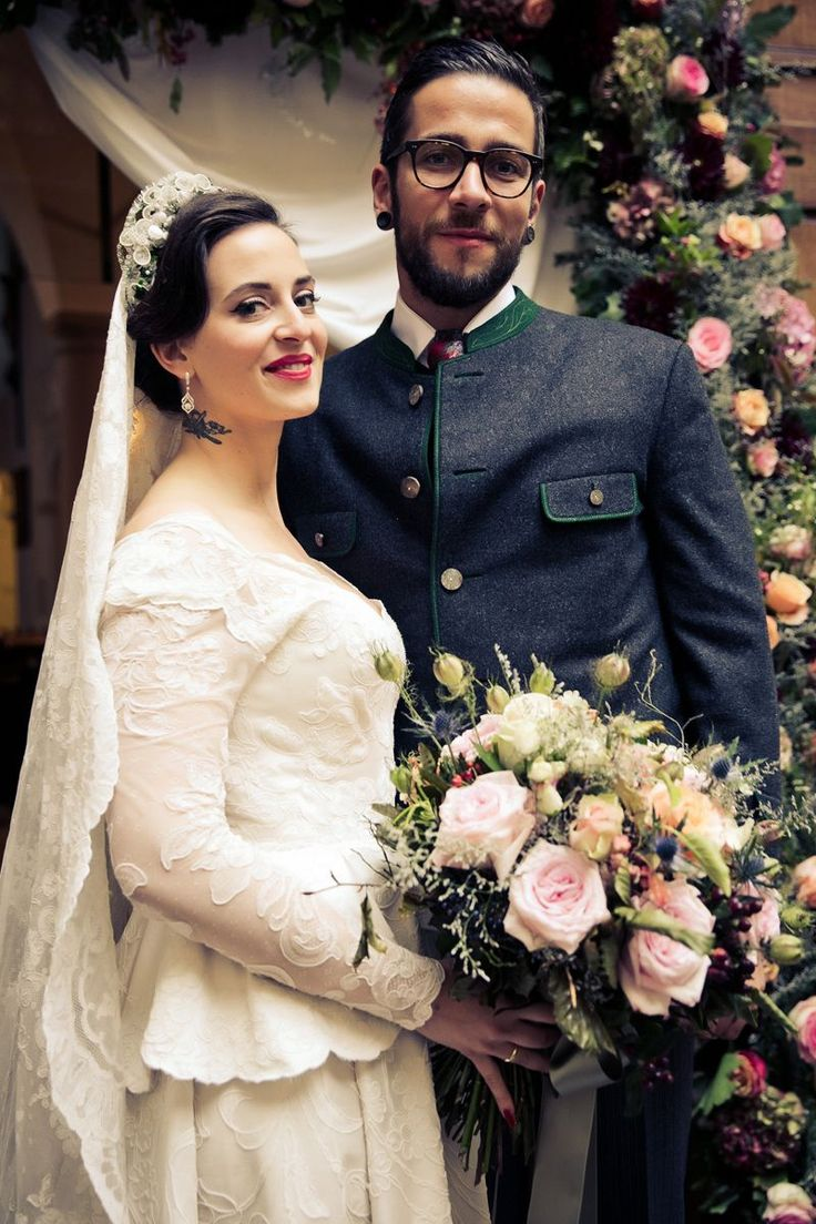 ... images about Hochzeit on Pinterest  Dirndl, Big day and Lace ring